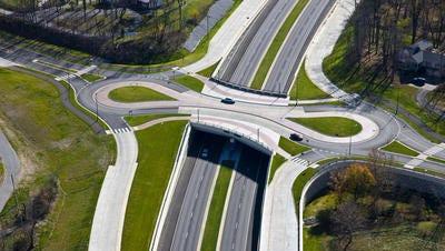 Carmel will no longer allow heavy trucks on Keystone Parkway.