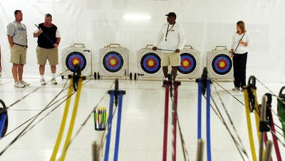 The LDWF will hold six archery classes.