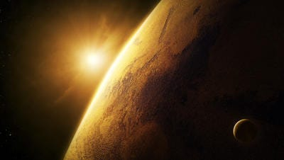 Mars' closest approach to Earth won't repeat for two years.