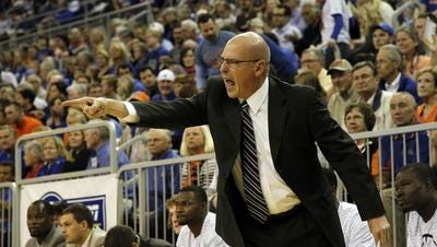 Richard (pictured) added Cowherd and Lilavois to the ULM basketball staff in late June.