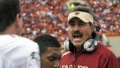 Spaziani hasn't coached at the college level since being fired as the head coach at Boston College in 2012.