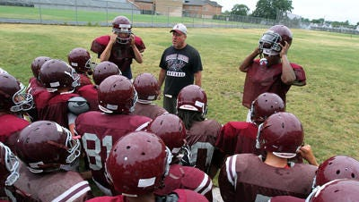 The South River football team saw its NJSIAA Group classification change this season.