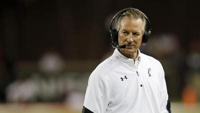 By this time next week, the University of Cincinnati should have a new football coach, Paul Daugherty writes.