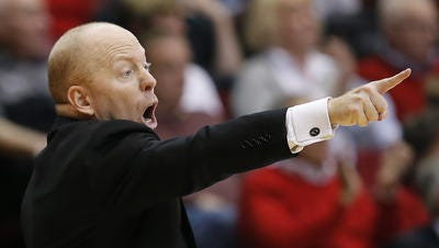 Mick Cronin is concerned that opponents are playing too rough against his University of Cincinnati basketball team.
