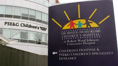 PSE&G Children's Specialized Hospital in New Brunswick