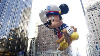Macy's Thanksgiving Day Parade in 2013