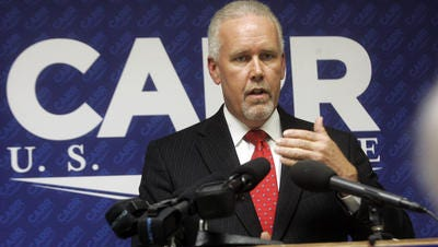 Joe Carr has made immigration a central piece of his campaign. (FILE PHOTO)