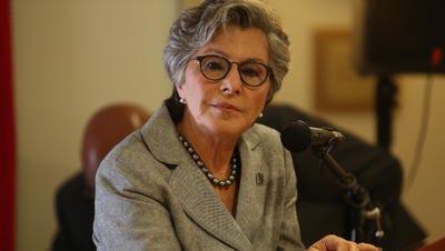 U.S. Senator Barbara Boxer.