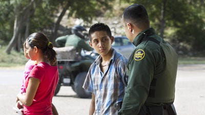 16-year-old youth from El Salvador