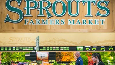 Phoenix-based Sprouts Farmers Market, an organic, natural grocer, is opening another Scottsdale store at 23269 North Scottsdale Road.