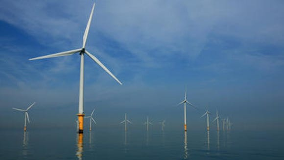 UD has announced a new offshore wind program.