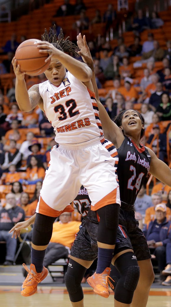 UTEP guard Chrishauna Parker will be key for the Miners