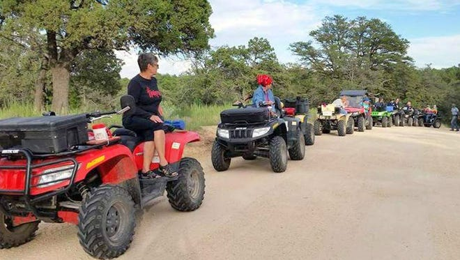 Burro Mountain Homestead hosts a yearly end-of-April – Early May, ATV Jamboree that includes various trail rides, hearty outdoor meals and a lot of fun. If you're interested in attending, contact their office and get on the ATV Reunion mailing list.