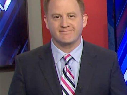 At least he's honest. FOX59 sports anchor Chris Hagan despises Valentine's Day.