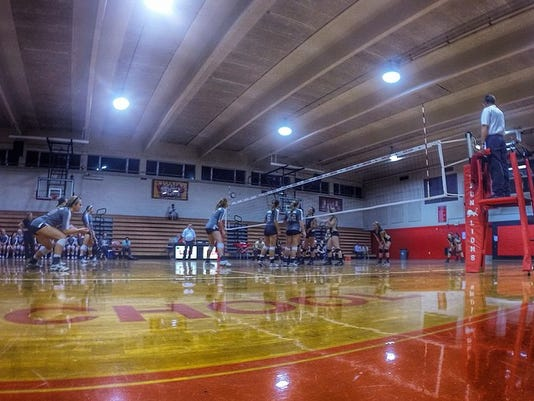 Leon volleyball
