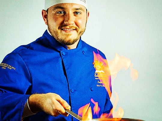 Logan Parker is a recent culinary arts school graduate currently interviewing for restaurants.
