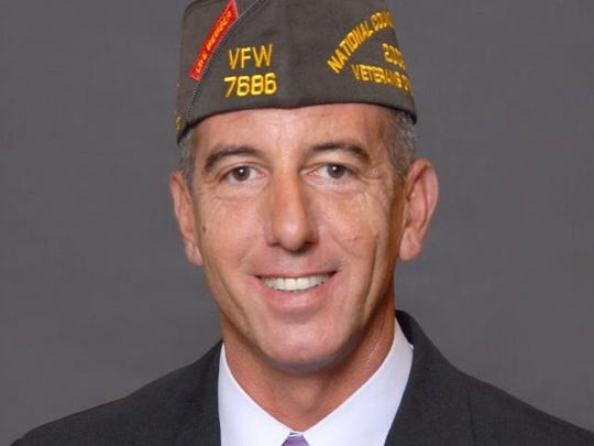 "Alamogordo native Vincent ""B.J."" Lawrence, VFW Commander-in-Chief"