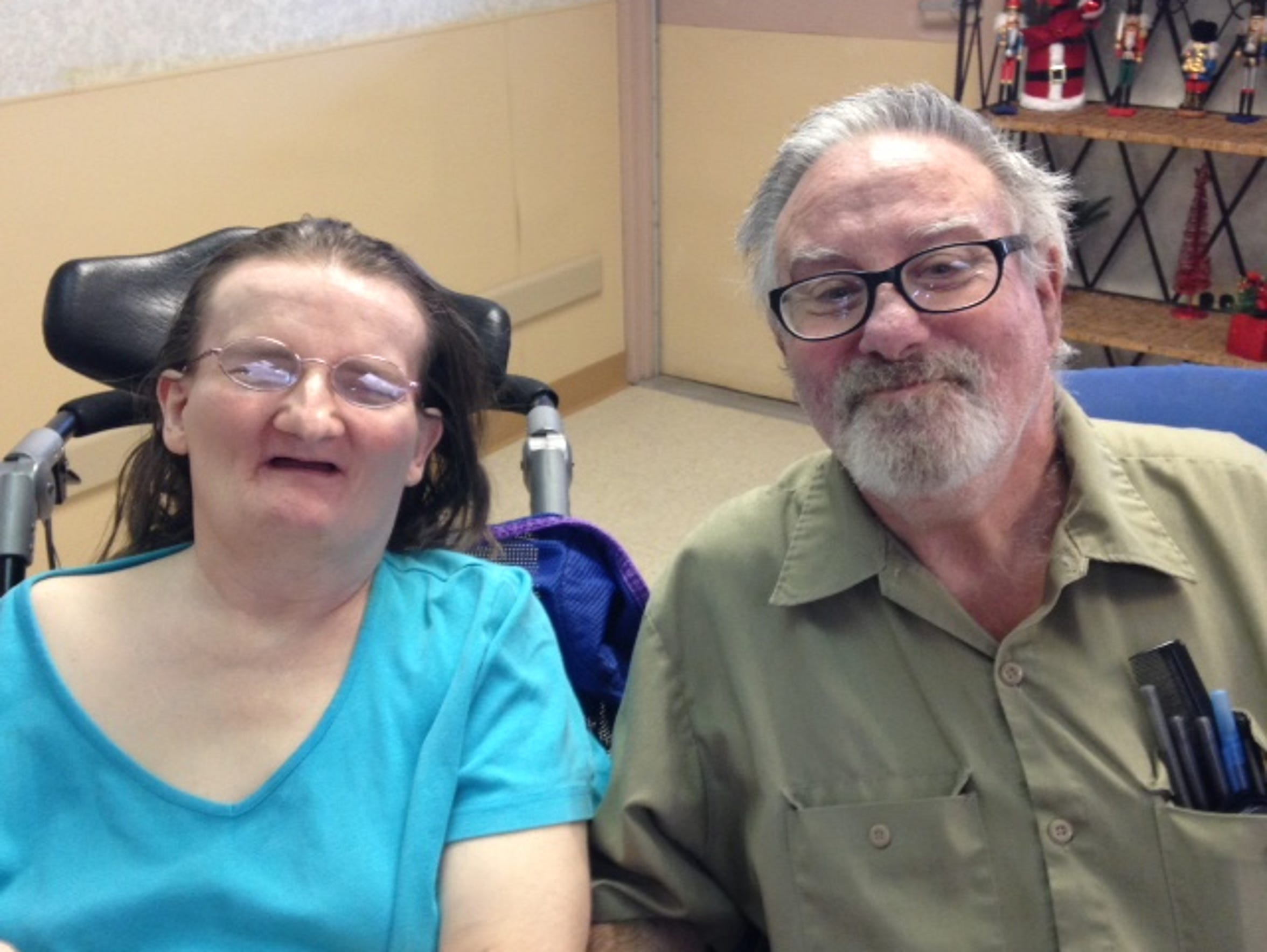 Timothy Hammond and Mary Ellen Hannah