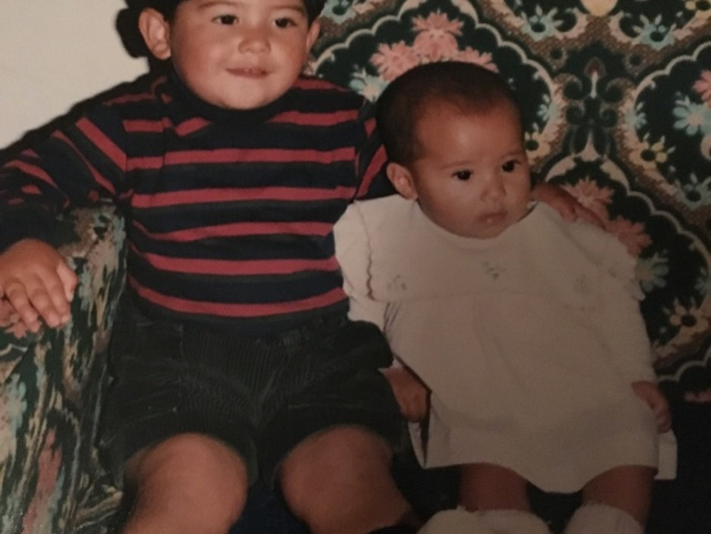 The Rodriguez siblings have learned to lean heavily