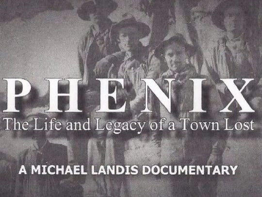 """Mike Landis will lead tours of the Phenix quarry and his documentary """"The Life and Legacy of a Town Lost"""" will be played throughout the day. Tours are $1."""