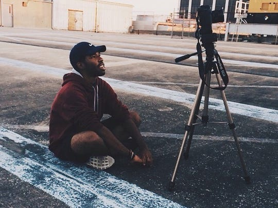 A recent University of Memphis graduate, Kevin Brooks is pursuing a career in film.