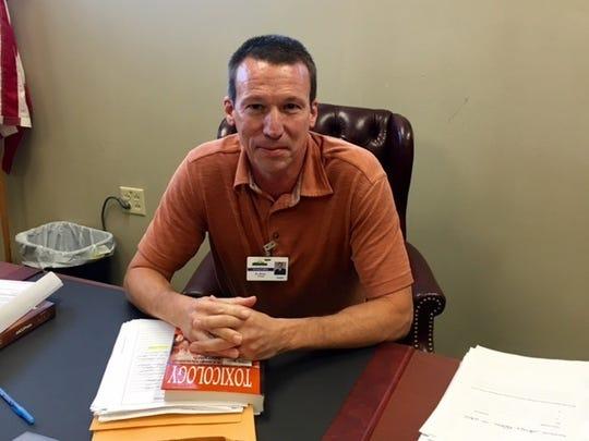 Clermont County Coroner Brian Treon says Janet Garrett died of an accidental methamphetamine overdose.