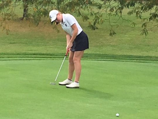 Sarah Willis, Eaton High School golf