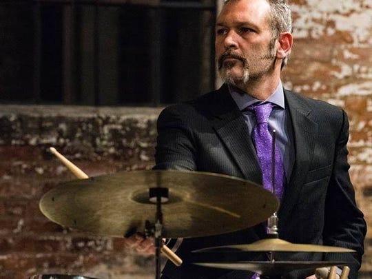 Drummer T. Xiques