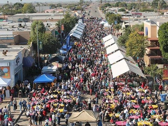 Somerton Tamale Festival