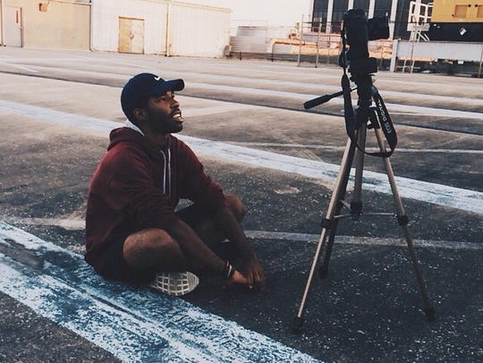 Kevin Brooks is one of Memphis' promising young filmmakers.