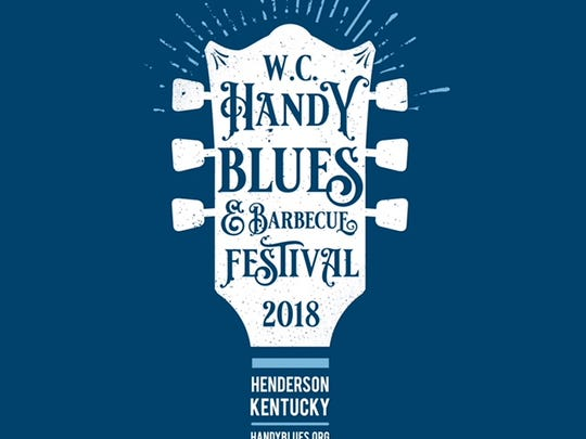 2018 W.C. Handy Festival logo