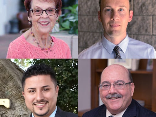 Four candidates have declared for two Tulare City Council
