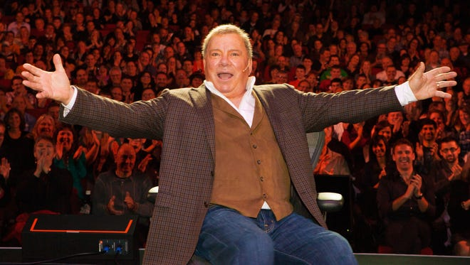William Shatner will make his 'Grand Ole Opry' debut in February