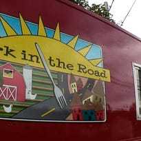 Fork in the Road is one of the trucks that will serve guests during Food Trucks on the Waterfront Saturday in South Toms River.