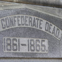 Gallery | Press conference announcing removal of Confederate statue