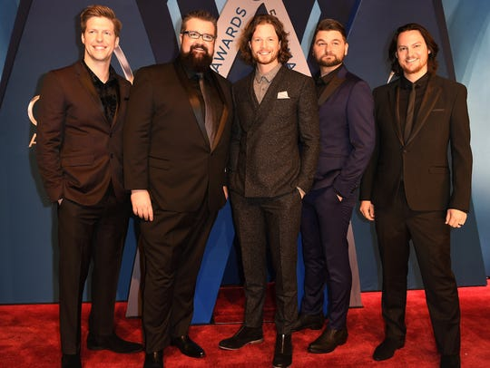 Home Free performs at the Montgomery Performing Arts