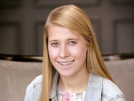 Kaitlyn Rogosch, Livonia Churchill