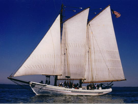 Saturday, June 1 is Bayshore Day in Bivalve. The historic schooner AJ Meerwald will offer short trips over oyster beds.