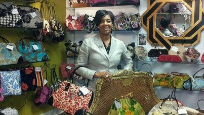 Owner Cassandra Crosby-McCollough is thrilled to open a new boutique called Ciao Bella in The Shoppes at EastChase.