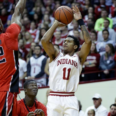 Devonte Green offers IU long shots and more