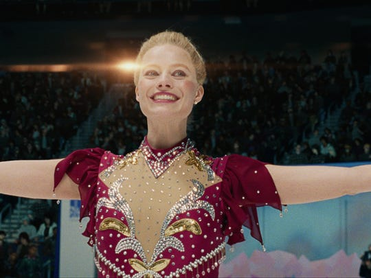 """Margot Robbie is expected to be nominated for an Oscar for her portrayal of Tonya Harding in  """"I, Tonya,"""" which she also produced."""
