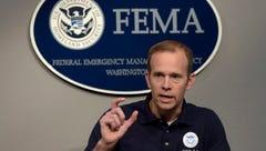 Federal Emergency Management Agency Administrator Brock