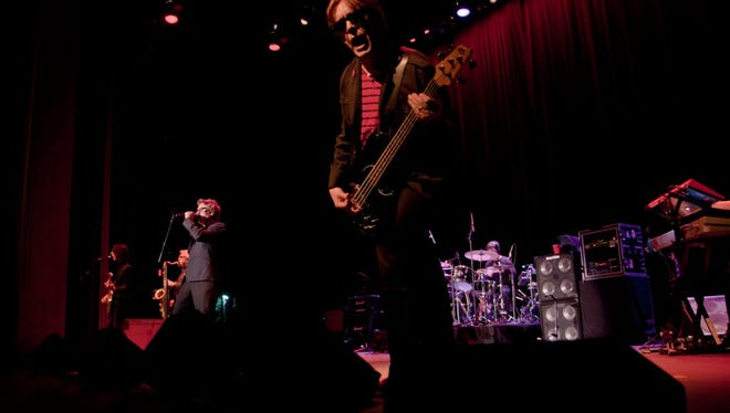 Tim Butler (right) and The Psychedelic Furs will be performing at the Wellmont Theater in Montclair on Oct. 7.