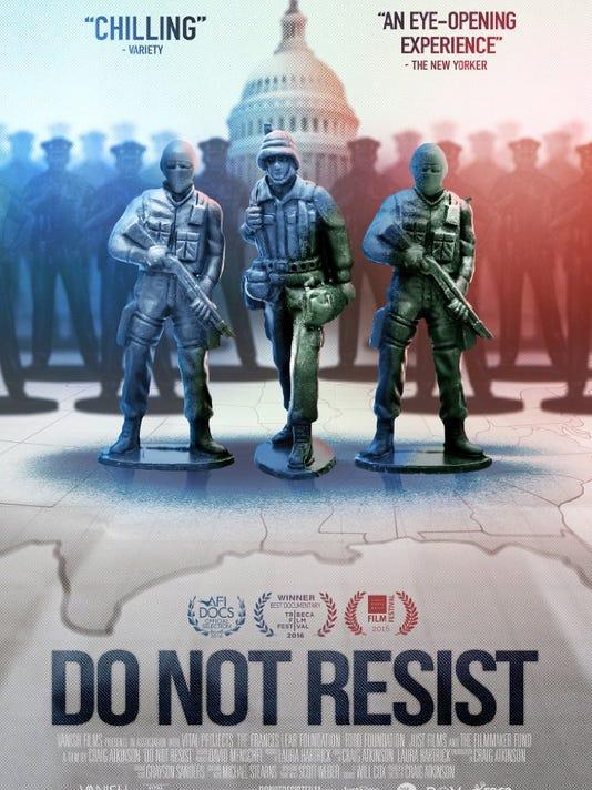 'Do Not Resist' movie