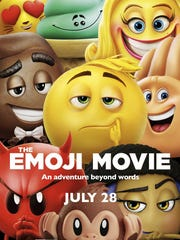 Grab a blanket and watch the 'Emoji Movie.'