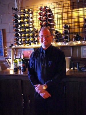 New Vino Lounge owner Tom Higgins