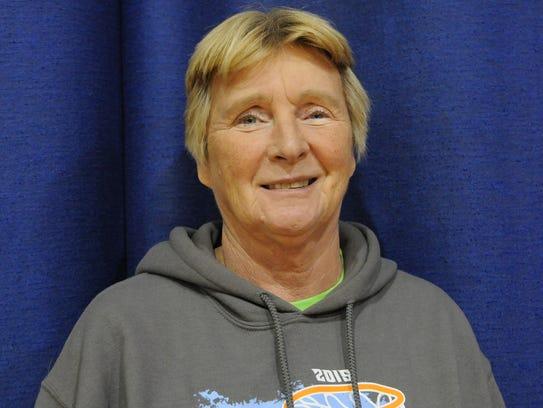 Patti Hower, Lebanon Catholic girls' basketball coach
