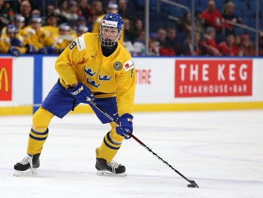 United States v Sweden: Semifinals - 2018 IIHF World Junior Championship