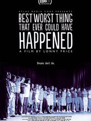 """The movie poster for """"The Best Worst Thing That Ever"""