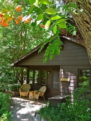Briar Patch Inn in Sedona has 19 cabins spread across